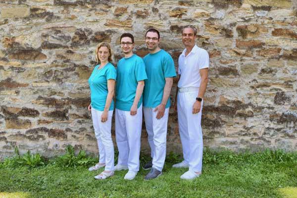Pathologie Schweinfurt Team der Molekularpathologie