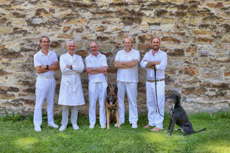 Pathologie Schweinfurt Team aus Pathologen